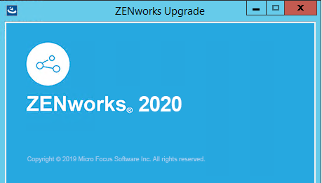ZENworks 2020 Sybase to PostgreSQL migration